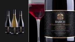Spitfire Digital Agency Auckland - portfolio - babich wines 5