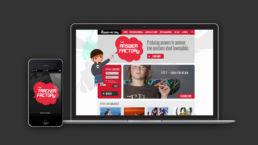 Spitfire Digital Agency Auckland - portfolio - pfizer - haemophillia 4