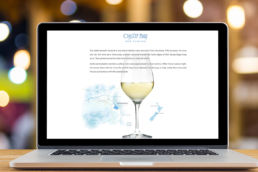 Spitfire Digital Agency - portfolio-oyster-bay-wines-3