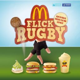 Spitifre Creative Agency Auckland -Mcdonald's - 1