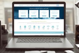 Spitfire Digital Agency - portfolio - roche - cancerinfo9