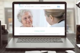 Spitfire Digital Agency - portfolio - roche - cancerinfo7