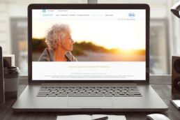 Spitfire Digital Agency - portfolio - roche - cancerinfo6