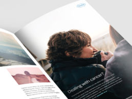 Spitfire Digital Agency - portfolio - roche - cancerinfo4