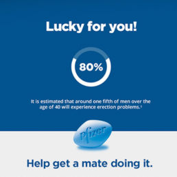 Spitifre Creative Agency Auckland - Viagra 1