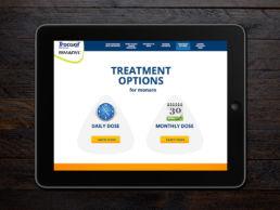 Spitfire Digital Agency - portfolio - zoetis - canine artritis4
